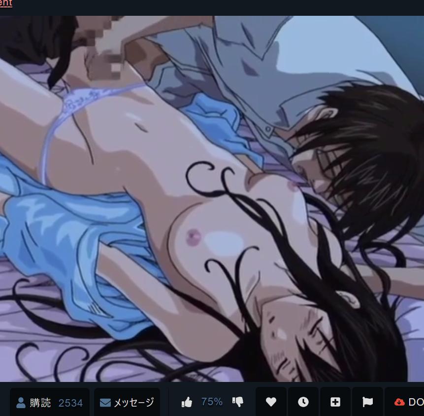 病室で寝たきりの美少女に欲望の限りをぶつける!!まずは裸を見ながらオナニーね!!メチャシコ♡♡
