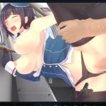 大好きな艦娘に何度も何度も中出し♡♡敗れた制服から胸部装甲おっぱいが爆揺れ!!